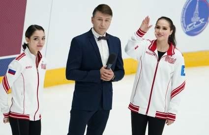 Сборная Алины Загитовой выиграла турнир у группы Евгении Медведевой