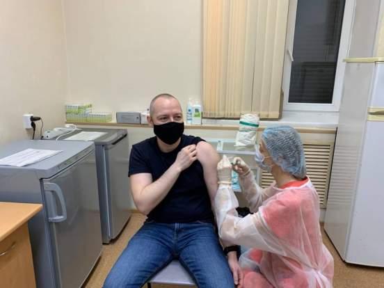 В Кинешме возобновилась антиковидная вакцинация и проходит без очереди