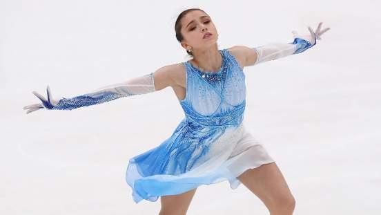 Фигуристка Сотникова заявила, что Валиева способна превзойти Трусову и Косторную