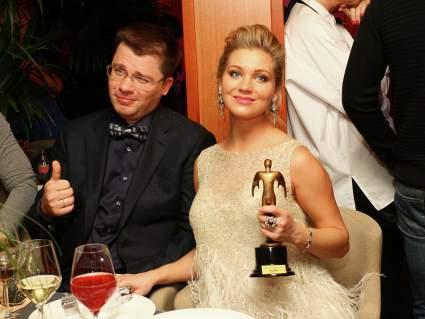 Актриса Кристина Асмус рассказала о характере дочки от Гарика Харламова
