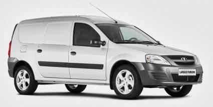 Обновленный фургон Lada Largus прошёл сертификацию в России