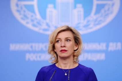 Мария Захарова назвала блокировку аккаунтов Трампа в соцсетях «ядерным взрывом»