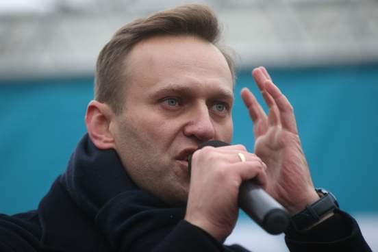 Bloomberg: Алексея Навального могут отправить в тюрьму на 12,5 лет