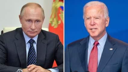 Белый дом: Байден подтвердил поддержку Украины во время разговора с Путиным