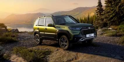 «АвтоВАЗ» намекнул на скорую премьеру Lada Niva Travel