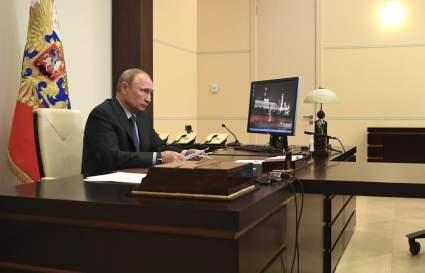 Владимир Путин рассказал о планах по модернизации системы ЕГЭ в России
