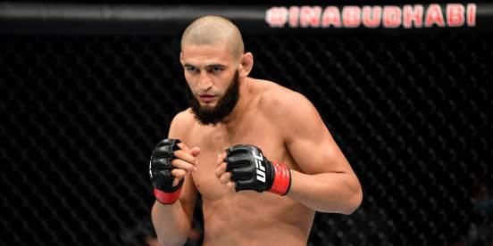 Сражение Чимаева и Эдвардса станет главным боем вечера на турнире UFC Fight Night