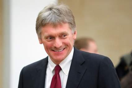 Дмитрий Песков: в Кремле не знакомились с новым расследованием Bellingcat