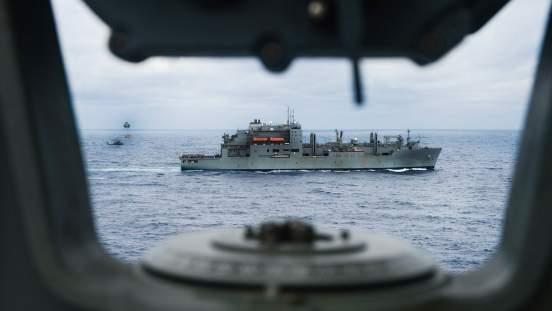 США начнут патрулирование у границ РФ в Арктике