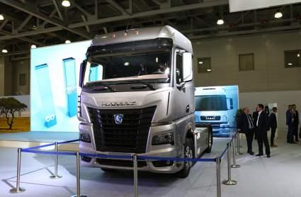 Названы новые отечественные грузовики, которые появятся в 2021 году