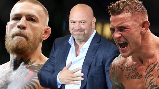 UFC назвал титульным реванш Макгрегор — Порье 23 января