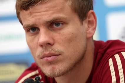 Александр Кокорин попрощался со «Спартаком» и поблагодарил болельщиков