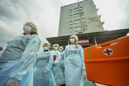 Врач Сергей Вознесенский прогнозирует рост заболеваемости коронавирусом в ближайшие недели
