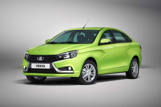 Автомобили Lada стали лидерами продаж в Белоруссии в 2020 году