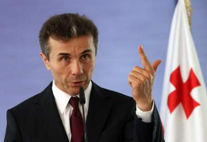 Глава правящей партии Грузии Бидзина Иванишвили объявил об уходе из политики