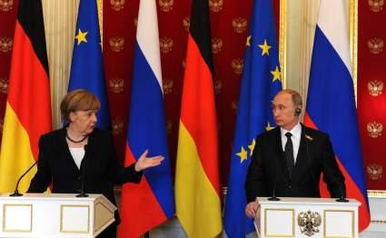 Министр обороны ФРГ призывает вести диалог с Россией с позиции силы