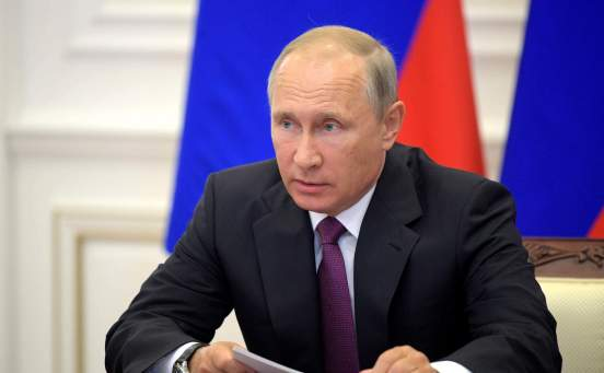 Владимир Путин заявил о сохранении нестабильности в экономике на фоне COVID-19