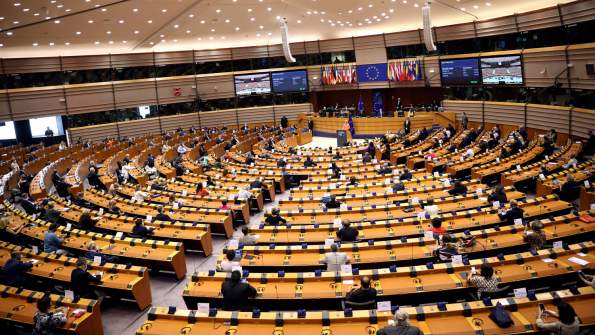 Члены Европарламента потребуют остановить строительство «СП-2» из-за задержания Алексея Навального