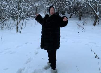 Гузеева показала «депрессивную» новогоднюю елку