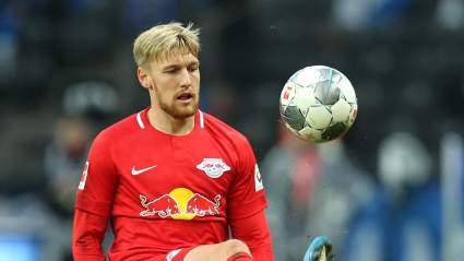 «РБ Лейпциг» обыграл «Унион» в Чемпионате Германии по футболу