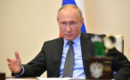 Владимир Путин заявил, что пандемия коронавируса постепенно отступает