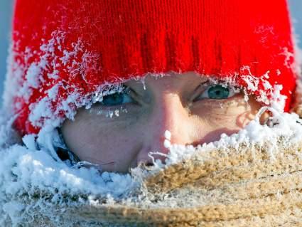 Центр России вскоре поразят 20-градусные морозы