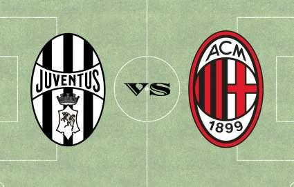 «Милан» сыграет с «Ювентусом» в матче Чемпионата Италии