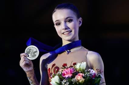 Почему Анна Щербакова стала заложницей одного образа у Этери Тутберидзе?