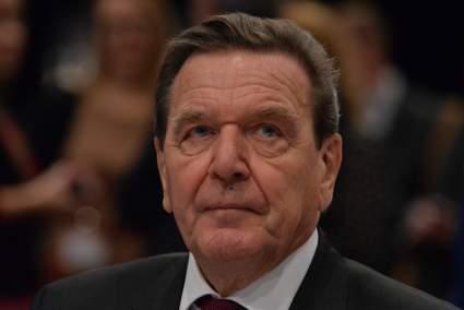 Герхард Шредер: Воссоединение Крыма с Россией вызвано расширением НАТО