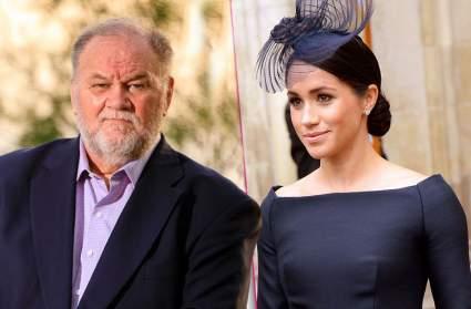 Отец Меган Маркл будет снимать документальный фильм о дочери