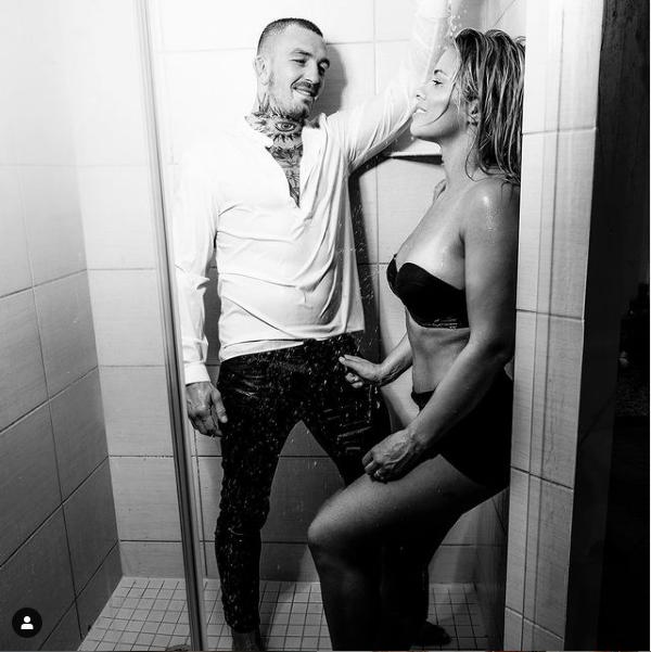 Пейдж Ванзант с мужем, Instagram
