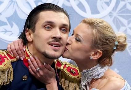 Олимпийские чемпионы Татьяна Волосожар и Максим Траньков вновь ждут ребенка