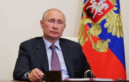 Путин в День прокуратуры призвал следить за коррупцией