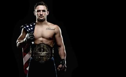 Bellator опубликовали полное видео боя Чендлер — Аутло с нокаутом в первом раунде