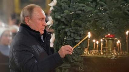 Рождественское послушание Путина пройдет в древнейшем храме Новгородской области