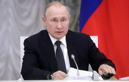 Путин: «Нужно переходить к вакцинации всего населения»