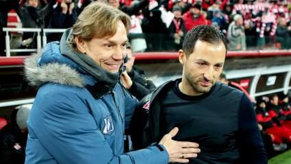 Романцев считает Карпина лучшим вариантом замены Тедеско в «Спартаке»