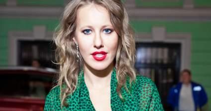 Подписчики заподозрили Ксению Собчак в пьянстве после фото без макияжа