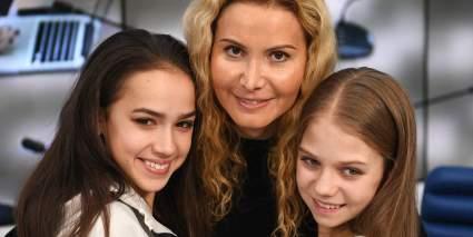 «Ледовое шоу Тутберидзе» пройдет в Санкт-Петербурге в апреле