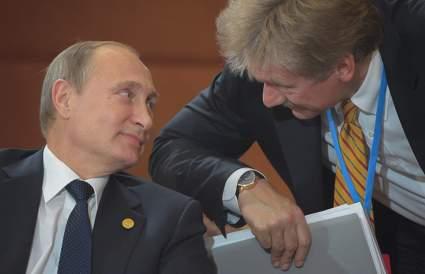 Песков считает Путина хорошим человеком