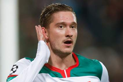 Гол Миранчука принёс «Аталанте» победу над римским «Лацио» в Кубке Италии