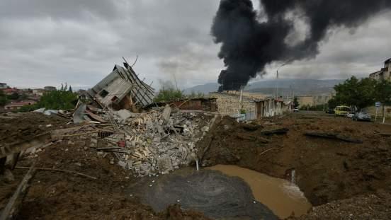 Экс-руководитель СНБ Армении поведал об ошибках и провалах во время войны в Карабахе