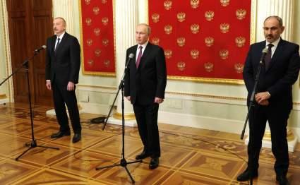 Российские врачи посещали Пашиняна и Алиева до их приезда в Москву