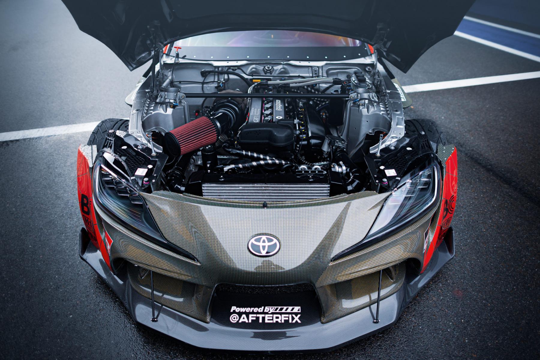 Toyota GR Supra, 5koleso.ru