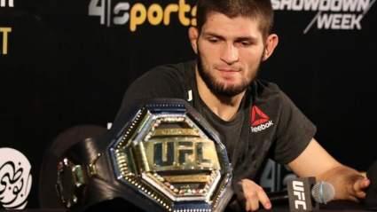 Боец UFC Нассурдин Имавов уверен, что Хабиб вернется в октагон