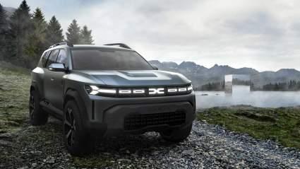 Румынский бренд Dacia выпустит три новинки к 2025 году