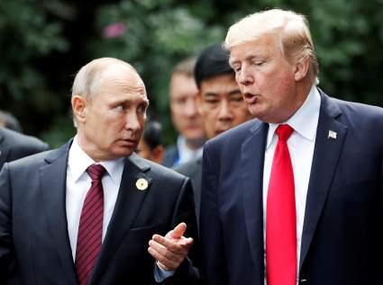 СМИ узнали судьбу записей переводчика со встречи Дональда Трампа и Владимира Путина