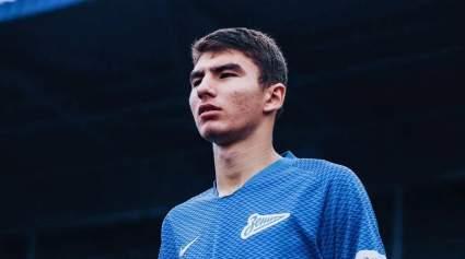 «Рубин» подтвердил переговоры по переходу полузащитника «Зенита» Леона Мусаева