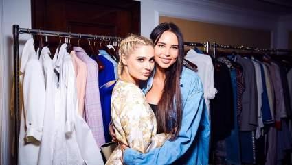 Наталья Рудова и Анастасия Решетова улетели встречать Новый год на Бали