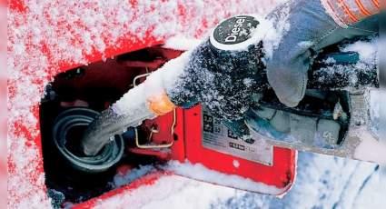 О чем предупреждает зимой шипение из бензобака автомобиля
